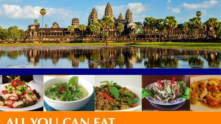 Cambodian Buffet